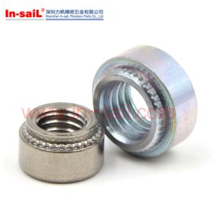Pem Fastening Nut in Operation Panel China Supplier OEM Service pictures & photos