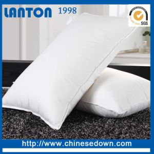 Thick Down Pillow 15% Soft Warm Duck Down Pillow pictures & photos