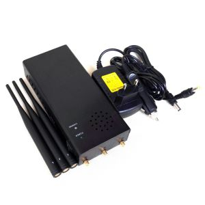 New RC Jammer/Blocker; 10W 3 Bands Remote Controls Jammer 315MHz 433MHz 868MHz up to 30-100m pictures & photos