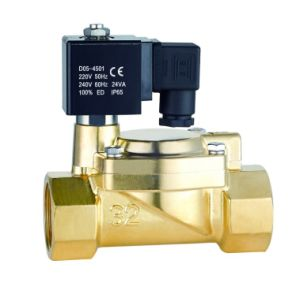 Dfd Series Water Air Solenoid Valve pictures & photos