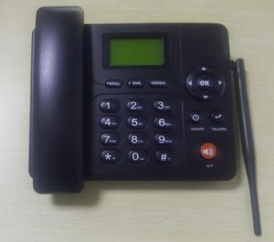 Manufacturer 3G WCDMA Fixed Wireless Telephone Set Fwp 3G pictures & photos