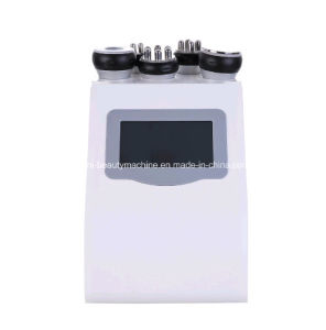 5 in 1radio Frequency Cavitation Multipolar Bipolar Tripolar Cellulite Machine Vacuum Cavitation System pictures & photos