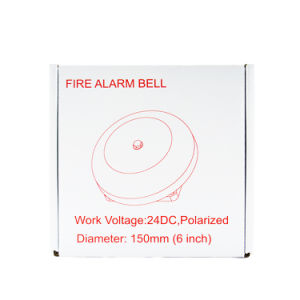 for Building Security System Fire Bell Alarm Siren pictures & photos