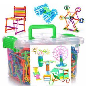 Wholesale Children DIY Smart Sticks Building Block Toys pictures & photos