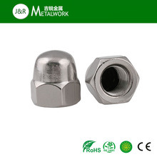 Stainless Steel Hex Cap Acorn Nut DIN1587 pictures & photos