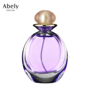 Popular Glass Perfume Bottle for Lady Body Spray pictures & photos