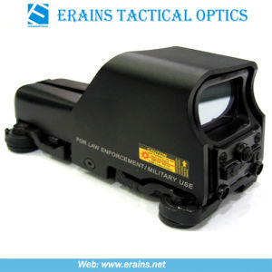 Illuminated 65 Moa Ring Tactical Mini 553 Type Red DOT & Green DOT Sight Scope (553) pictures & photos