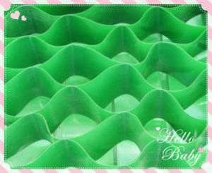 Driveway Paver Gravel Stabilizer Honeycomb Structure Plastic Geocells pictures & photos