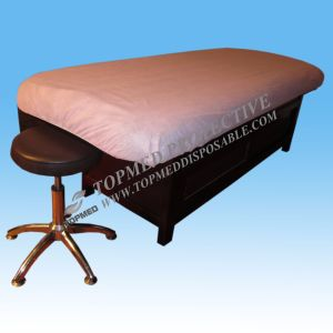 Disposable Exmination Sheets or Disposable Bed Sheet for Stretchers pictures & photos