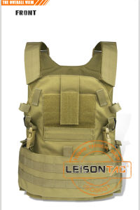 Plate Carrier of 1000d Nylon with ISO for Tactical and Military Outdoor pictures & photos