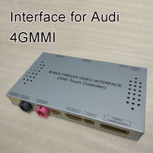 Car Video Interface for Audi 2017 A4 (4GMMI) with Navigation pictures & photos