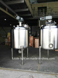Good Quality Stainless Steel Liquid Milk Mixing Tank pictures & photos
