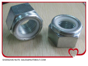 Nylon Lock Nuts pictures & photos