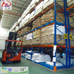 Top Quality Ce Certificated Storage Warehouse Pallet Rack pictures & photos