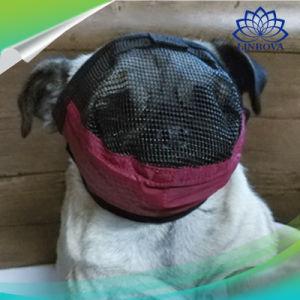 Mesh Short Snout Dog Pet Mouth Muzzle Bulldog Pug Dogs Muzzle Mouth Mask pictures & photos