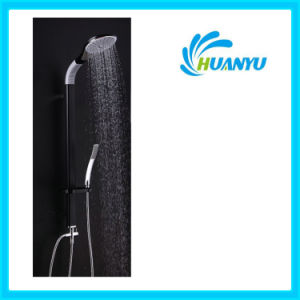 Big Shower Set Mixer with Hose and Shower Head (HY1001B) pictures & photos