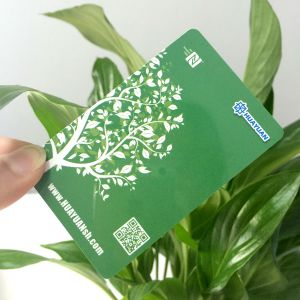 Ticket system MIFARE DESFire 2K 4K 8K RFID smart Card for payment pictures & photos