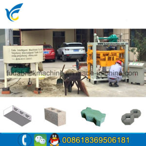 Germany Technology Small Interlocking Paving Machine of China Manufacturer pictures & photos