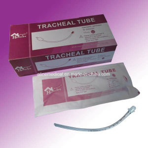 Ce0123 Disposable Medical Endotracheal Tube (MW85A) pictures & photos