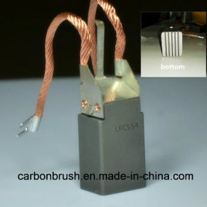 Electric Motor Carbon Brush LFC554 Supplier Made in China pictures & photos