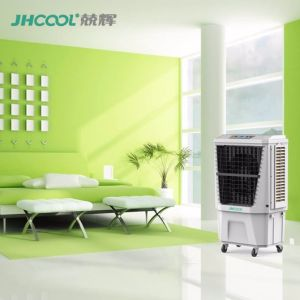 Portable Mini Air Conditioner Used Outdoor/Indoor Desert Cooler with Motor Winding pictures & photos