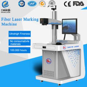 20W Fiber Laser Engraver Machine Raycus Plastic Aluminum Stainless Steel Plastic Sale pictures & photos