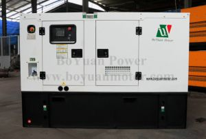 Weichai 4 Stroke Air-Cooled Engine Diesel Gensets pictures & photos