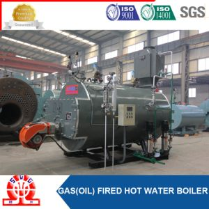 Oil Gas Fired Steam / Hot Water Boiler for Sugar Company pictures & photos