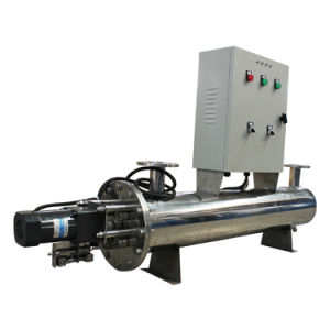 Industrial Effluent Closed Vessel UV Wastewater Disinfection Systems pictures & photos
