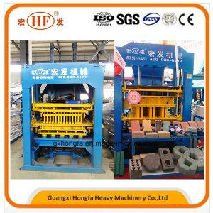 Block Making Machine/ Brick Making Machine/Block Machinery pictures & photos