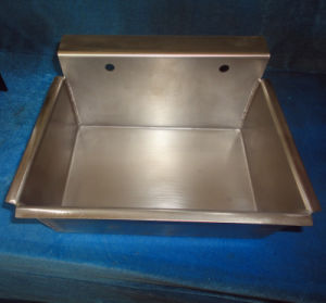 Stainless Steel Sheep Water Trough