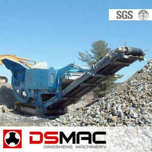 dsmac mobile crusher for construction waste Dpf series mobile impact crusher is special designed for crushing the  construction waste it is high efficient and low cost dpf series mobile impact  crusher is.