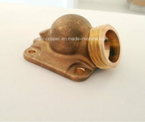 Customized Quality Brass Forged Flange Fitting (ZIC-90001) pictures & photos
