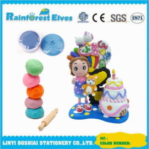 Non-Toxic 3D Colorful Modeling Dough Play Clay