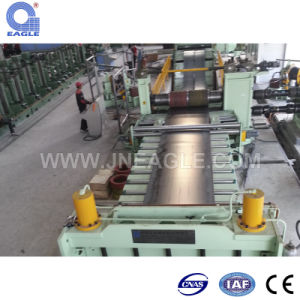 Chinese Automatic Metal Coil Slitting Line Machine for Heavy Gauge Plate pictures & photos