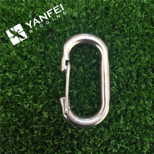 Stainless Steel Spring Snap Hook pictures & photos