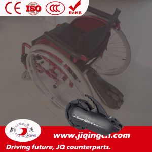 Aluminum Alloy Frame Electric Wheelchair with Ce pictures & photos