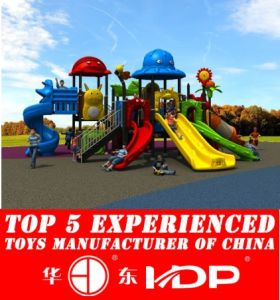 Huadong Animal Paradise Playground Equipment for Children (HD14-075A) pictures & photos