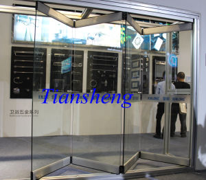 Commercial Frameless Glass Folding Doors pictures & photos