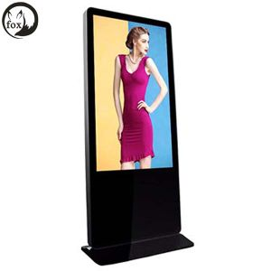 "55"" Floor Standing Kiosk, All-in-One, IR Touchscreen, LCD Advertising Player (F550NT) pictures & photos"