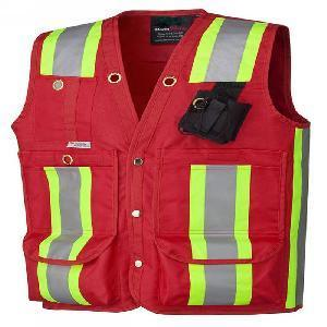 High Visibility Reflective Vest Meet En471 Made of 100% Polyester pictures & photos