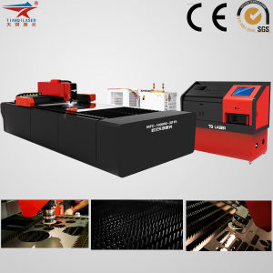 1000W Simple Type Fiber Laser Sheet Metal Cutting Machine pictures & photos