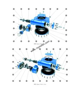 Part-Turn Worm Gear Operator pictures & photos