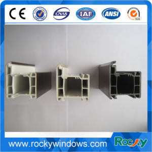 China Factory PVC UPVC Profile for Window and Door pictures & photos