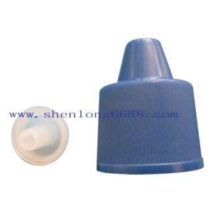 Plastic Bottle Caps Screw Spout Cap pictures & photos