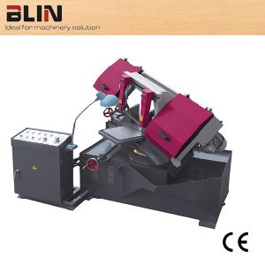 Horizontal Rotary Table Band Saw with High Quality (BL-HS-J28R) pictures & photos