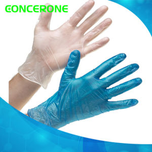 Medical /Food Grade/Working Vinyl Gloves pictures & photos