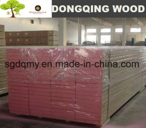 Melamine Glue LVL/Laminated Veneer Lumber/Pine LVL Plank for Sale pictures & photos