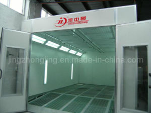 Internal Ramp Spray Booth / Car Spray Booth / Paint Booth pictures & photos