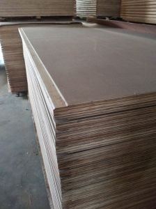 28mm Hardwood Core Keruing /Gurjan/ Plywood for Container Flooring pictures & photos